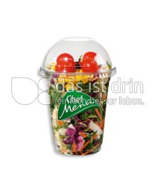 Produktabbildung: Chef Menü Shake Salat 125 g