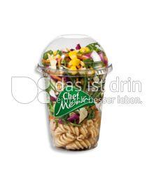 Produktabbildung: Chef Menü Shake Salat mit Nudeln 125 g