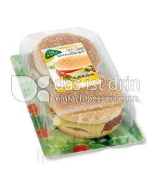 Produktabbildung: Chef Menü Cheeseburger 250 g