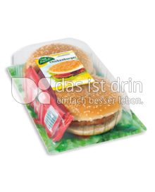 Produktabbildung: Chef Menü Chickenburger 270 g