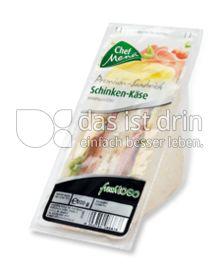Produktabbildung: Chef Menü Premium Sandwich Schinken-Käse 200 g