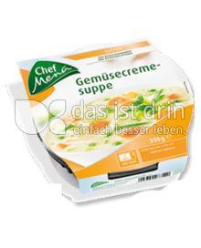 Produktabbildung: Chef Menü Gemüsecremesuppe 330 g