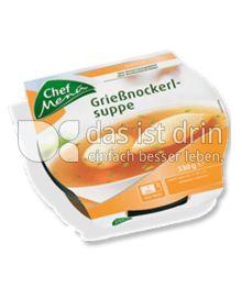 Produktabbildung: Chef Menü Grießnockerlsuppe 330 g