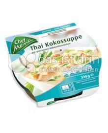 Produktabbildung: Chef Menü Thai Kokossuppe 330 g