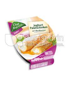 Produktabbildung: Chef Menü Joghurt Palatschinken 260 g