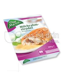 Produktabbildung: Chef Menü Milchrahmstrudel 300 g
