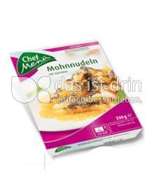 Produktabbildung: Chef Menü Mohnnudeln 330 g