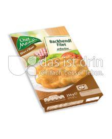 Produktabbildung: Chef Menü Wirt z'Haus Backhendl Filet 250 g