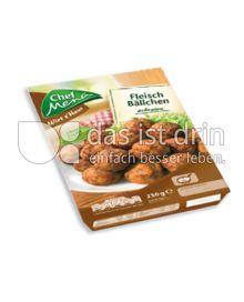 Produktabbildung: Chef Menü Wirt z'Haus Fleisch Bällchen 250 g
