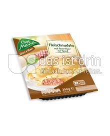 Produktabbildung: Chef Menü Wirt z'Haus Fleischnudeln 350 g