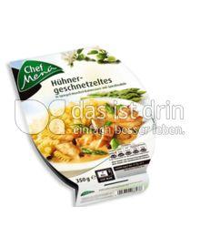 Produktabbildung: Chef Menü Wirt z'Haus Hühnergeschnetzeltes 350 g