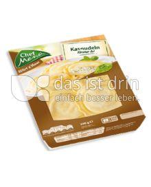 Produktabbildung: Chef Menü Wirt z'Haus Kasnudeln 300 g