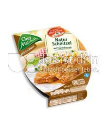 Produktabbildung: Chef Menü Wirt z'Haus Naturschnitzel 320 g