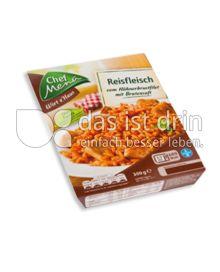 Produktabbildung: Chef Menü Wirt z'Haus Reisfleisch 300 g
