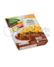 Produktabbildung: Chef Menü Wirt z'Haus Rinds Gulasch 330 g
