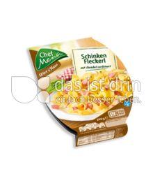 Produktabbildung: Chef Menü Wirt z'Haus Schinkenfleckerl 390 g