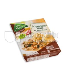 Produktabbildung: Chef Menü Wirt z'Haus Schwammerl Sauce 300 g