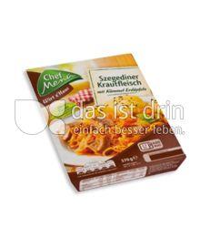 Produktabbildung: Chef Menü Wirt z'Haus Szegediner Krautfleisch 370 g