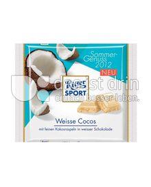 Produktabbildung: Ritter Sport Weisse Cocos 100 g