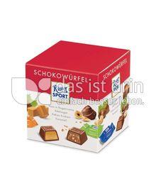 Produktabbildung: Ritter Sport Schokowürfel 176 g