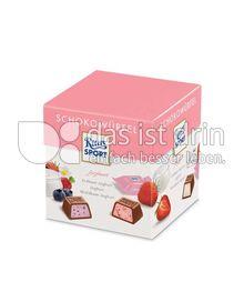 Produktabbildung: Ritter Sport Schokowürfel Joghurt 176 g