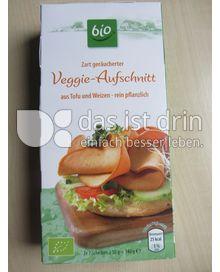 Produktabbildung: Aldi bio Zart geräucherter Veggie-Aufschnitt 140 g