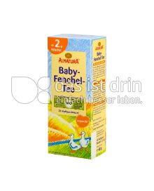 Produktabbildung: Alnatura Baby-Fenchel-Tee 40 g