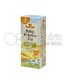Produktabbildung: Alnatura Baby-Kräuter-Tee 40 g