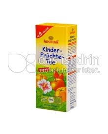 Produktabbildung: Alnatura Kinder-Früchte-Tee 60 g