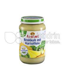 Produktabbildung: Alnatura Brokkoli mit Kartoffeln 190 g