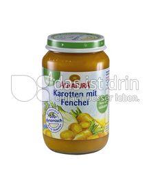 Produktabbildung: Alnatura Karotten mit Fenchel 190 g