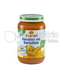 Produktabbildung: Alnatura Karotten mit Kartoffeln 190 g