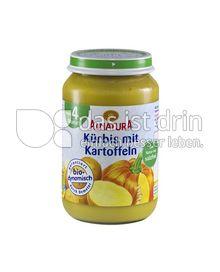 Produktabbildung: Alnatura Kürbis mit Kartoffeln 190 g