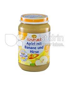 Produktabbildung: Alnatura Apfel mit Banane und Hirse 190 g
