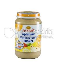 Produktabbildung: Alnatura Apfel mit Banane und Dinkel 190 g