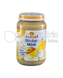 Produktabbildung: Alnatura Bircher Müsli 190 g