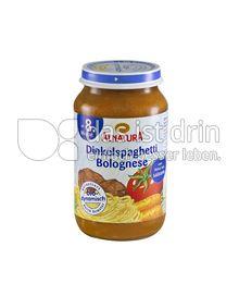 Produktabbildung: Alnatura Dinkelspaghetti Bolognese 220 g