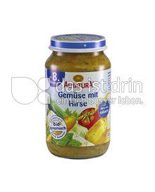 Produktabbildung: Alnatura Gemüse mit Hirse 220 g