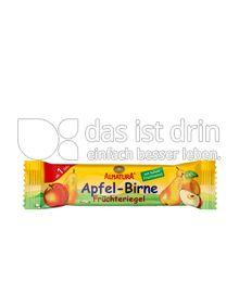 Produktabbildung: Alnatura Apfel-Birne Früchteriegel 25 g