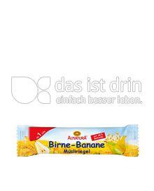 Produktabbildung: Alnatura Birne-Banane Müsliriegel 25 g