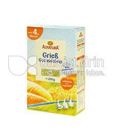 Produktabbildung: Alnatura Grieß Getreidebrei 250 g