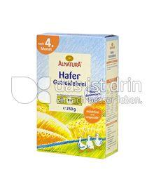 Produktabbildung: Alnatura Hafer Getreidebrei 250 g