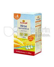 Produktabbildung: Alnatura Hirse Getreidebrei 400 g