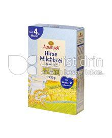 Produktabbildung: Alnatura Hirse Milchbrei 250 g
