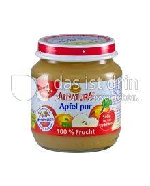 Produktabbildung: Alnatura Apfel pur 125 g
