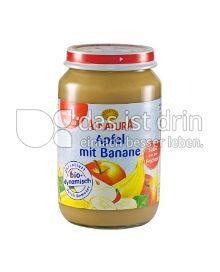 Produktabbildung: Alnatura Apfel mit Banane 190 g