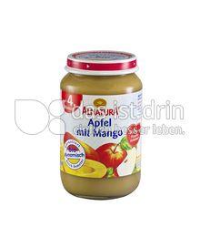 Produktabbildung: Alnatura Apfel mit Mango 190 g