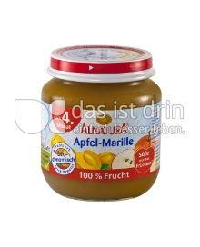 Produktabbildung: Alnatura Apfel-Marille 125 g