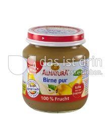 Produktabbildung: Alnatura Birne pur 125 g