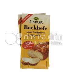 Produktabbildung: Alnatura Backhefe 18 g